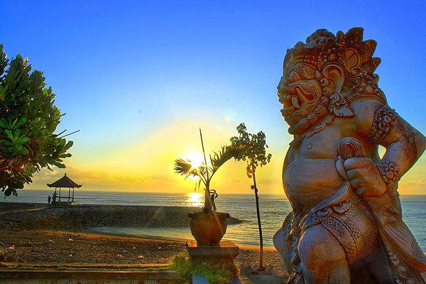 【特价】印尼巴厘岛6日4晚半自由行4星度假酒店入住