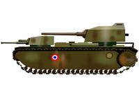 FCM F1超重型坦克