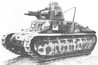 D1轻型坦克
