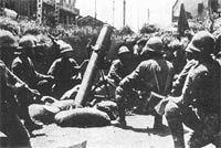 96式150毫米中迫击炮