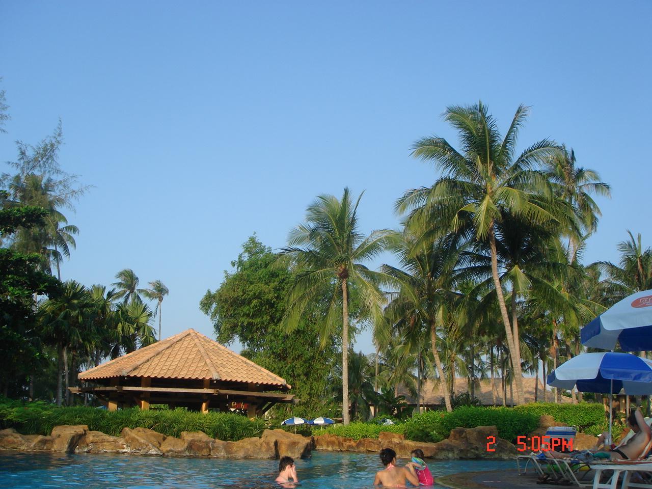 民丹岛的酒店