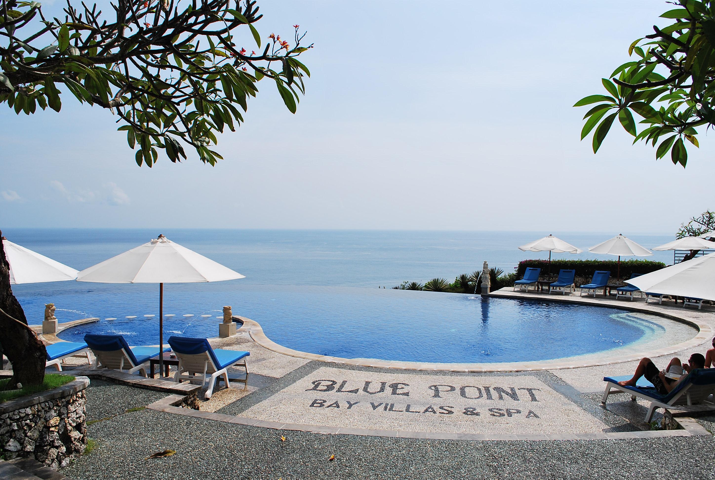 巴厘岛蓝点宾馆