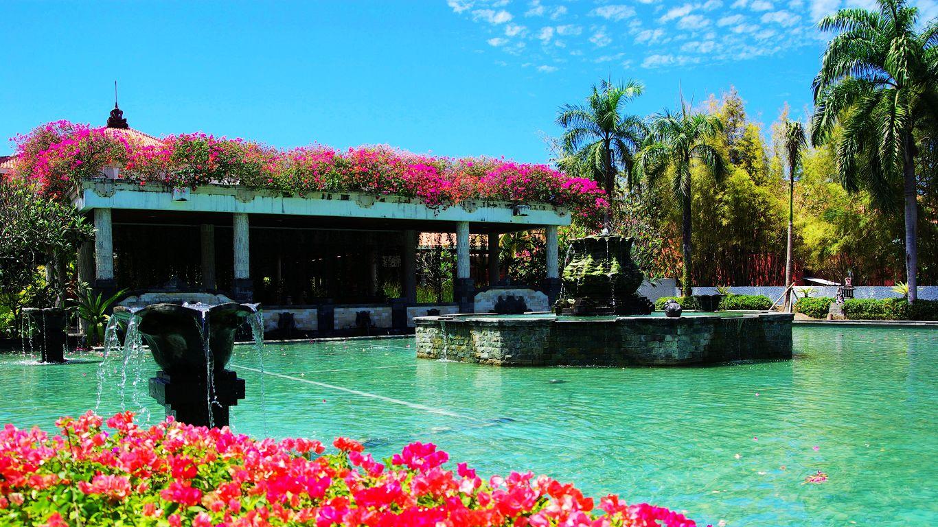 长沙到巴厘岛蜜月度假5日游
