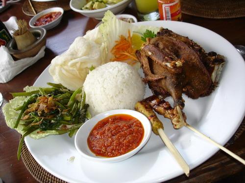 巴厘岛特产美食及其他