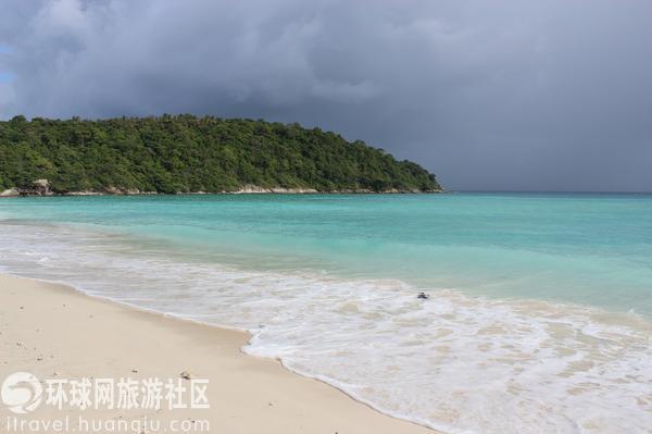 皇帝岛蓝白色的海边蜜月[2012-4-9 19:18:54|by:zhaicf]